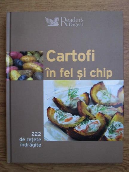 Anticariat: Heike Knophius - Cartofi in fel si chip, 222 de retete indragite
