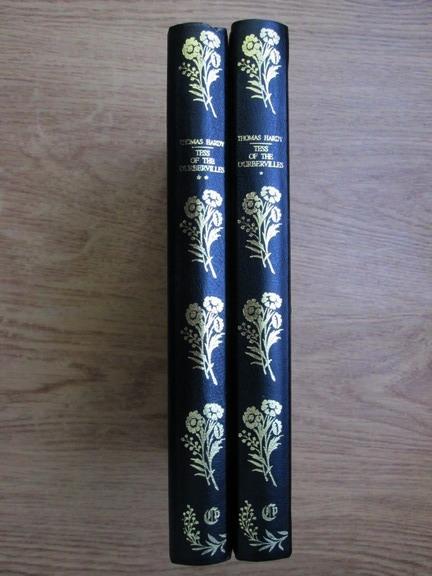 Anticariat: Thomas Hardy - Tess of the d Urbervilles (2 volume)
