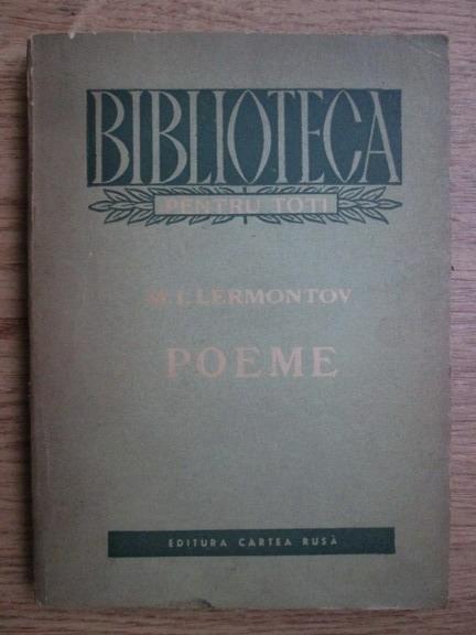 Anticariat: Mihail Lermontov - Poeme