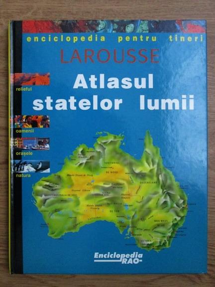 Anticariat: Atlasul statelor lumii