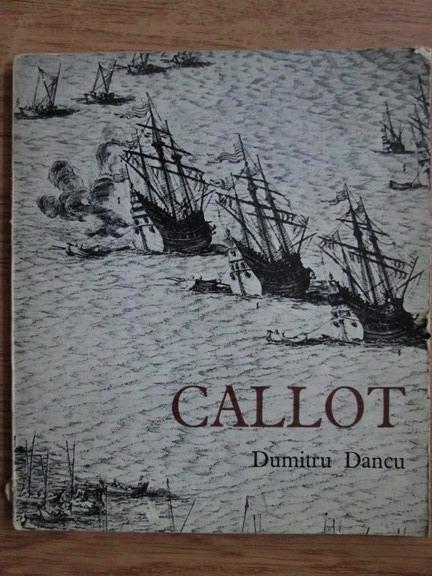 Anticariat: Dumitru Dancu - Callot