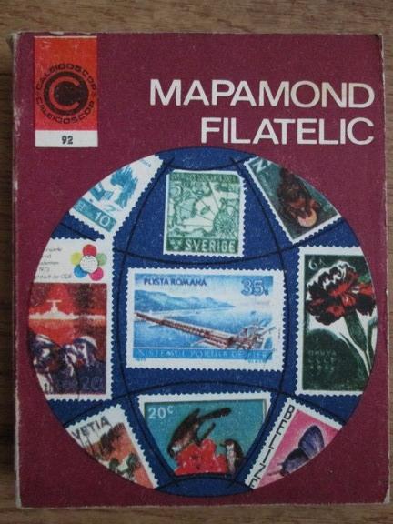 Anticariat: Aurel Crisan - Mapamond filatelic