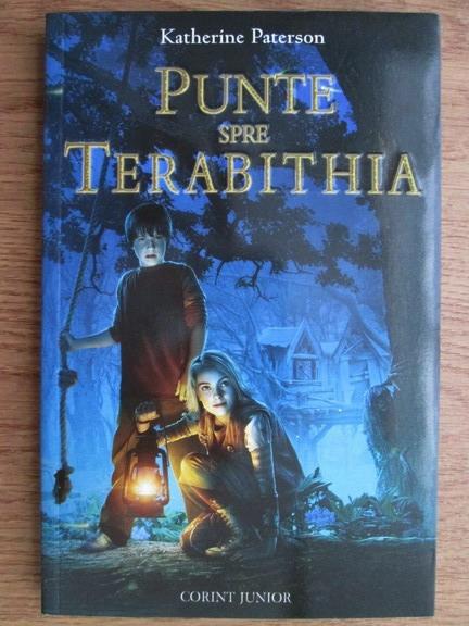Anticariat: Katherine Paterson - Punte spre Terabithia