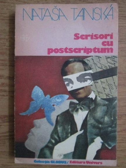 Anticariat: Natasa Tanska - Scrisori cu postscriptum