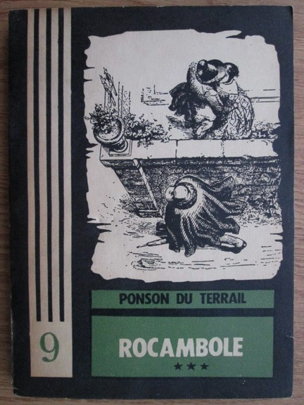 Anticariat: Ponson du Terrail - Rocambole. Clubul valetilor de cupa (volumul 3)