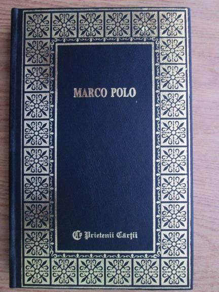 Anticariat: Cristina Jinga - Calatoriile lui Marco Polo