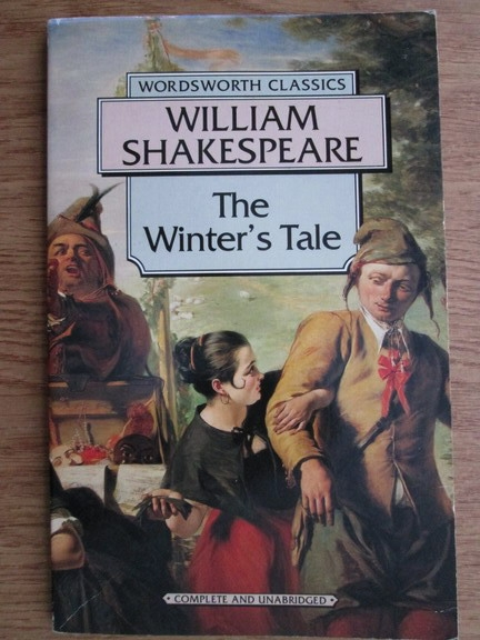 Anticariat: William Shakespeare - The winter's tale