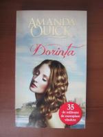 Anticariat: Amanda Quick - Dorinta