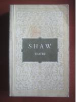 Anticariat: George Bernard Shaw - Teatru