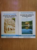 Anticariat: Hermann Keyserling - Jurnalul de calatorie al unui filosof (2 volume)
