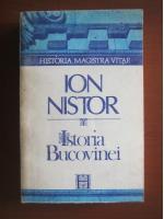 Ion Nistor - Istoria Bucovinei