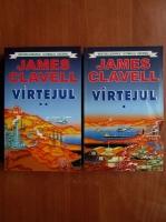 Anticariat: James Clavell - Vartejul (2 volume)