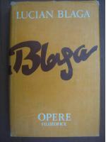 Anticariat: Lucian Blaga - Opere, volumul 9 (Trilogia culturii)