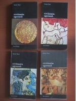 Anticariat: Nicolas Platon - Civilizatia egeeana (4 volume)