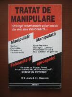 R. V. Joule - Tratat de manipulare