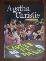 Agatha Christie - Cartile pe masa
