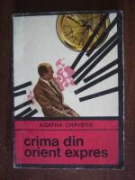 Anticariat: Agatha Christie - Crima din Orient Expres