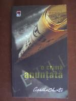 Agatha Christie - O crima anuntata