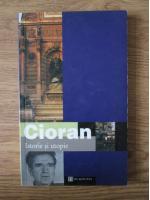 Anticariat: Emil Cioran - Istorie si utopie