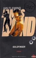 Ian Fleming - Goldfinger (seria James Bond)