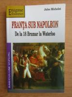 Jules Michelet - Franta sub Napoleon. De la 18 Brumar la Waterloo