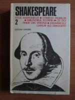 Anticariat: Shakespeare - Opere, Editura Univers (volumul 2)