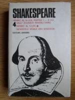 Anticariat: Shakespeare - Opere, Editura Univers (volumul 4)