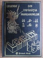 Cristina Stefanescu, Cristina Jinga - Povestiri din Imparatia Mandarinilor