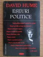 Anticariat: David Hume - Eseuri politice