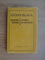 Anticariat: Lucian Blaga - Poemele luminii (editie bilingva romana-rusa)