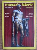 Anticariat: Magazin istoric, anul XLV, nr. 11 (536), noiembrie 2011