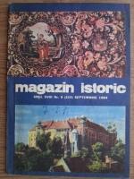 Anticariat: Magazin istoric, anul XVIII, nr. 9 (210), septembrie 1984