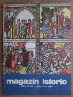 Anticariat: Magazin istoric, anul XX, nr. 7 (232), iulie 1986