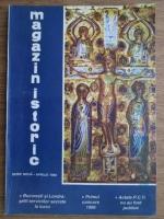 Anticariat: Magazin istoric, anul XXX, nr. 4 (349), aprilie 1996