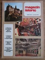 Anticariat: Magazin istoric, anul XXX, nr. 8 (353), august 1996