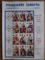 Anticariat: Magazin istoric, anul XXXII, nr. 7 (376), iulie 1998