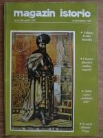 Anticariat: Magazin istoric, anul XXXIII, nr. 11 (392), noiembrie 1999