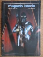 Anticariat: Magazin istoric, anul XXXIV, nr. 1 (406), ianuarie 2001