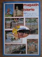 Anticariat: Magazin istoric, anul XXXIV, nr. 11 (416), noiembrie 2001