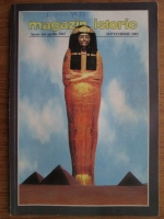 Anticariat: Magazin istoric, anul XXXIV, nr. 9 (414), septembrie 2001