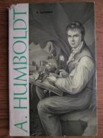 Anticariat: Vadim Safonov - Alexander Von Humboldt