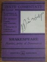 William Shakespeare - Hamlet, print al Danemarcei