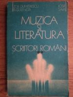 Zoe Dumitrescu Busulenga, Iosif Sava - Muzica si literatura. Scriitori romani (volumul 2)