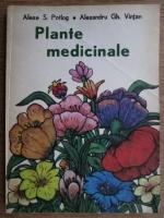Anticariat: Alexe S. Potlog - Plante medicinale