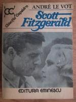 Anticariat: Andre Le Vot - Scott Fitzgerald