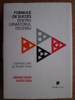 Anticariat: Andrej Vizjak - Formule de succes pentru urmatorul deceniu. Companii care au invins criza