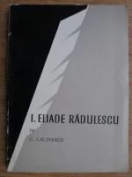 Anticariat: George Calinescu - I. Eliade Radulescu