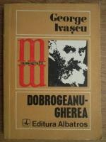George Ivascu - Dobrogeanu-Gherea