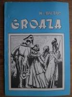 Anticariat: Honore de Balzac - Groaza