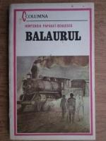 Anticariat: Hortensia Papadat Bengescu - Balaurul